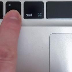 Useful MacOS Startup Keys
