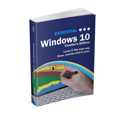Essential Windows 10: Creator's Edition