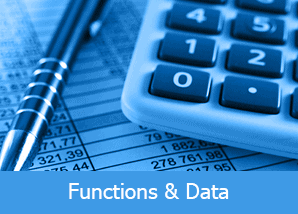 Functions and Data