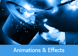 Animations and Effects