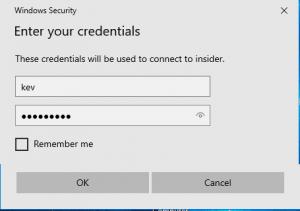 log into windows 10 remote desktop