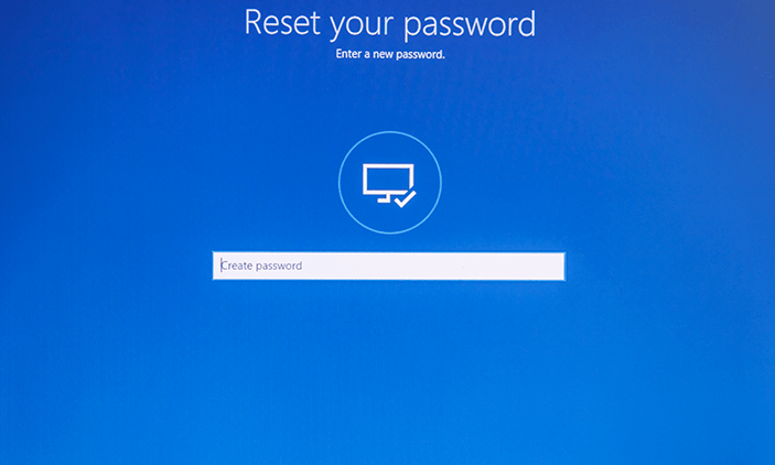 Forgot your Windows 10 Password?