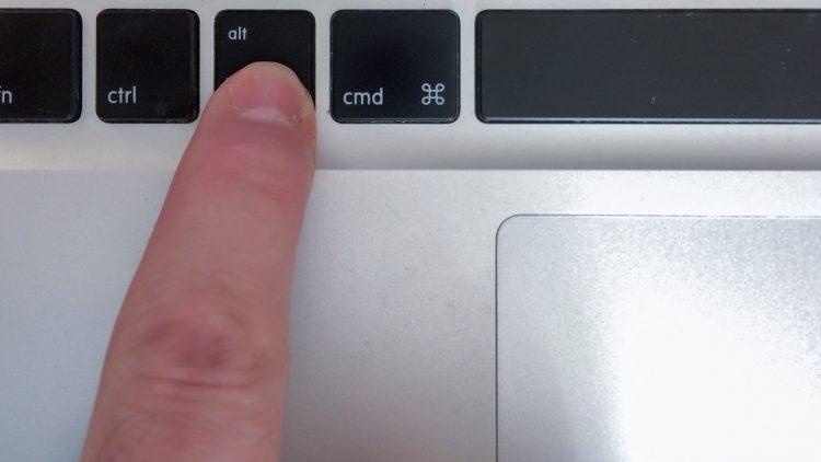 MacOS Startup Keys