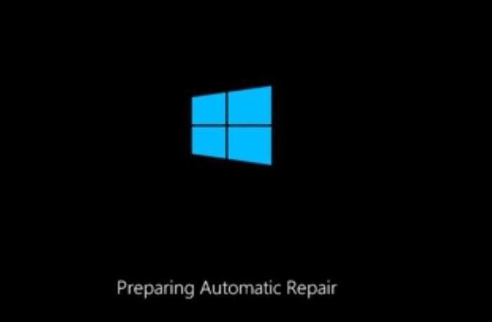 windows 10 auto repair startup screen
