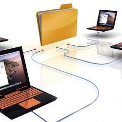 Sharing Folders in MacOS