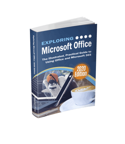 Microsoft 365, Microsoft Office Book