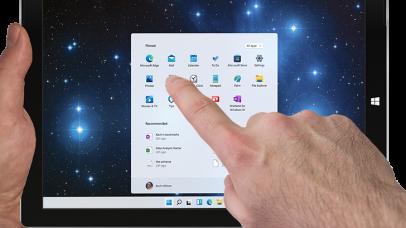 Windows 11 Navigation